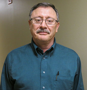 Greg Fisher, new Director of Cheyenne River Indian Outreach